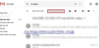 lay lai nick facebook bi hack email va sdt