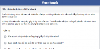 lay lai nick facebook bi rip khong can cmnd