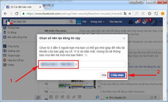 bảo vệ tài khoản facebook không bị rip 5