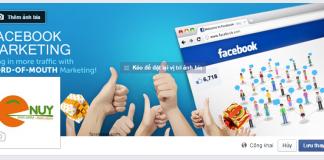 cach tao fanpage trên facebook chuẩn seo