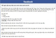 cach verify facebook
