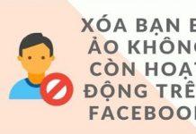 xoa ban be ao facebook