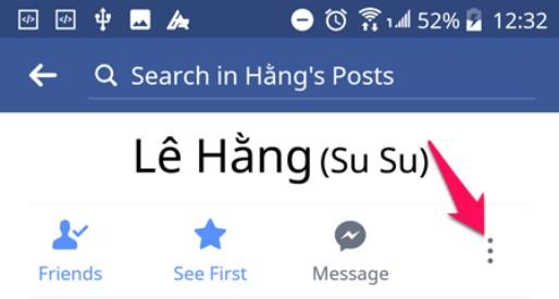 Cách xem nhật ký của người khác trên facebook